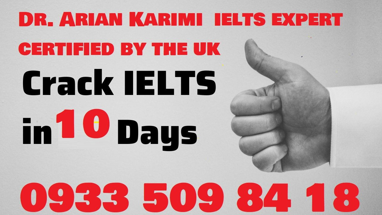 Crack IELTS in 10 Days