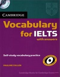 cambridge vocabulary for IELTS book 234x300